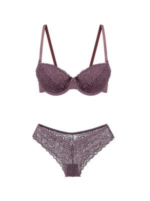 Conjunto Brasier y Bikini I 1330BRA-320BK