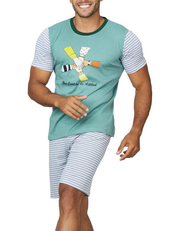 Pijama para varón I 1077PIJ